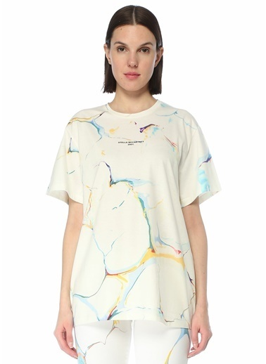 Stella McCartney Polo Yaka T-shirt Renkli